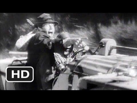Sullivan's Travels Official Trailer #1 - (1941) HD valor de la comedia