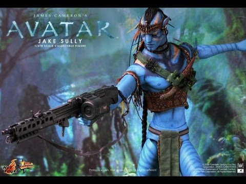 Avatar Hot Toys Jake Sully 1/6 Scale Movie Masterpiece Collectible Figure Review