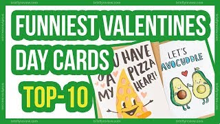 10 Funniest valentines day cards