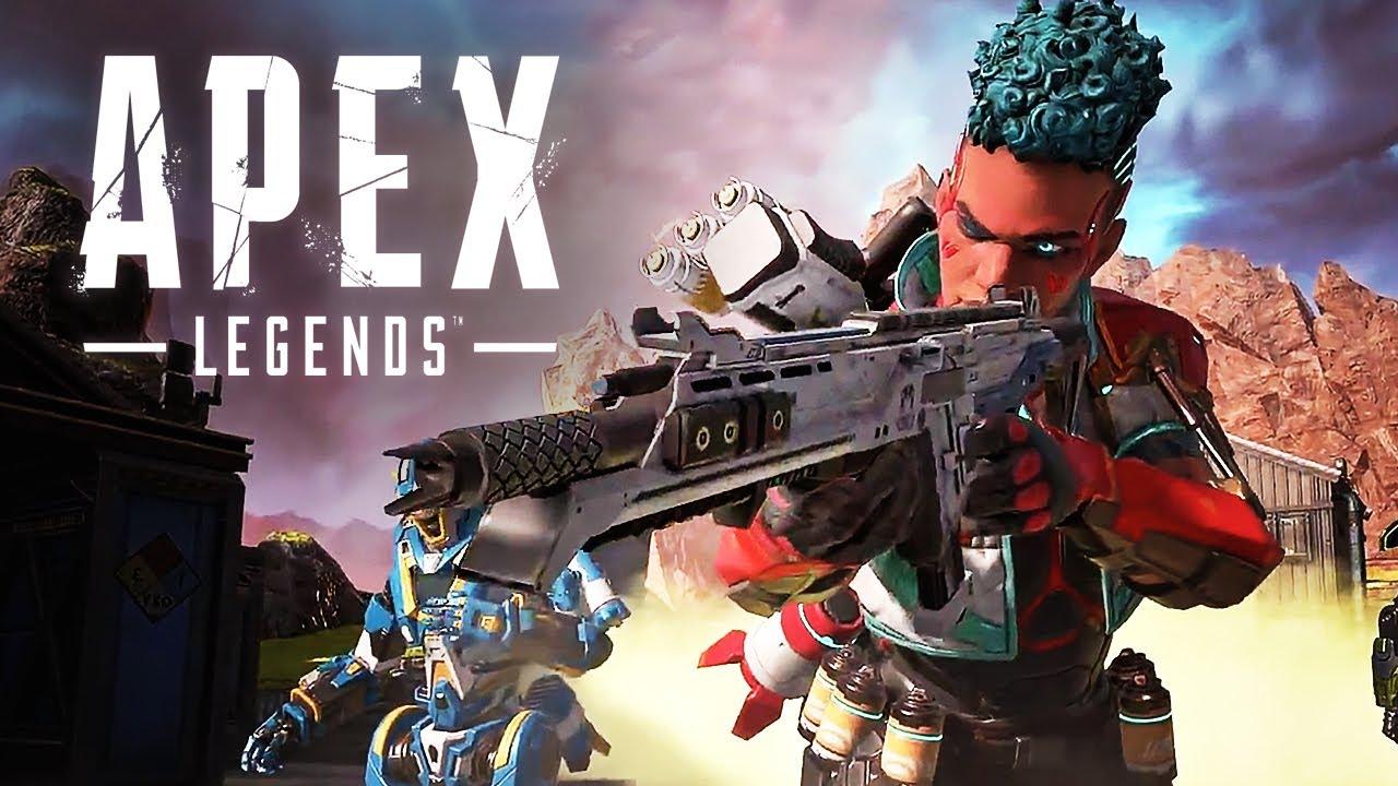 Apex Legends - Trailer dell'evento della raccolta ufficiale di System Override thumbnail