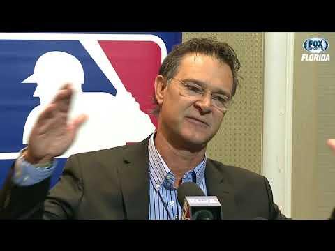 Miami Marlins - Don Mattingly 2017 MLB Winter Meetings press conference