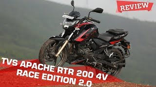 Video 2018 Apache RTR 200 4V Race Edition 2.0 | The Perfect Balance? | Road Test Review | ZigWheels.com download MP3, 3GP, MP4, WEBM, AVI, FLV Oktober 2018