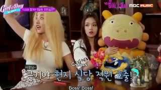 Girl's Day's One Fine Day [Eng Sub] - Episode 3 - Kshowonline