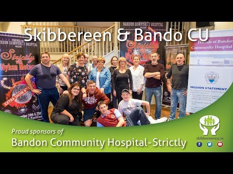 Friends of Bandon Community Hospital present Strictly with Nyhan Motors to raise much needed funds