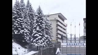 Gourette  : premiers flocons en attendant l'épisode neigeux
