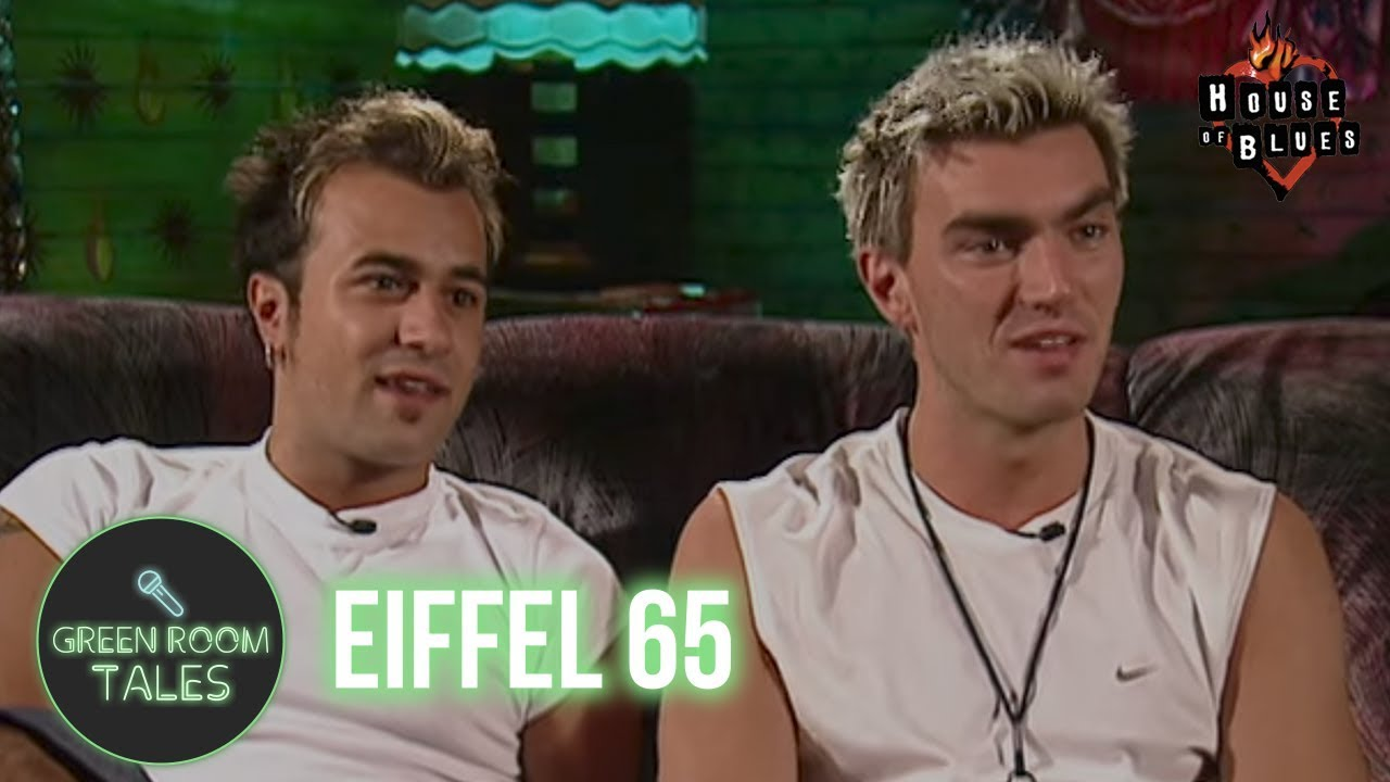 Eiffel 65 | Green Room Tales