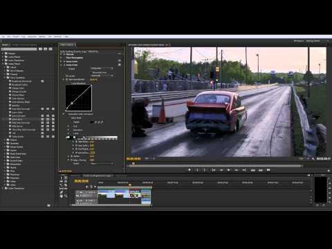 Premiere Pro CS6 Color Grade To Boost Your Dynamic Range ( XA10 Grade)