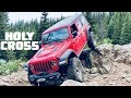 We Take Our 2018 Jeep Wrangler JLU Rubicon to HOLY CROSS to Test the 38s!