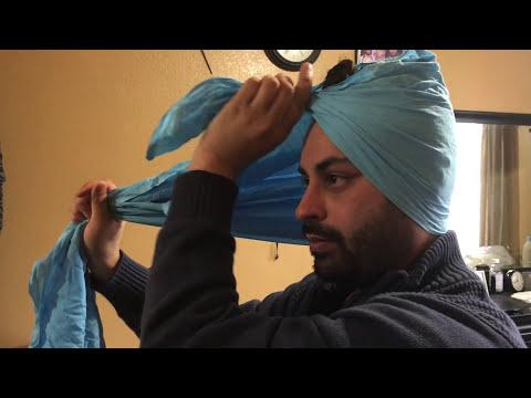 How To Tie Simple Parna HD