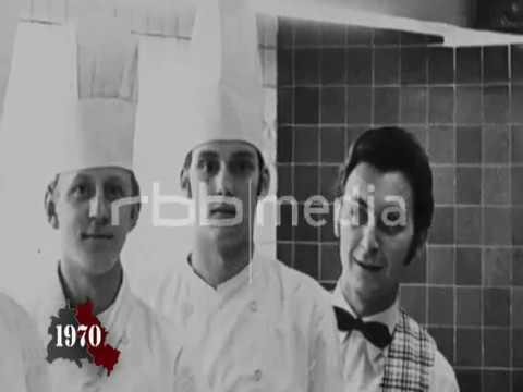 Interhotel Stadt Berlin opens, October 07, 1970