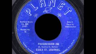 Essex St. Journal - Progression 256 (Rare Hard Rock 1968)