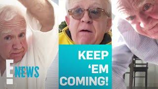 Leslie Jordan's Quarantine Videos Are Iconic | E! News