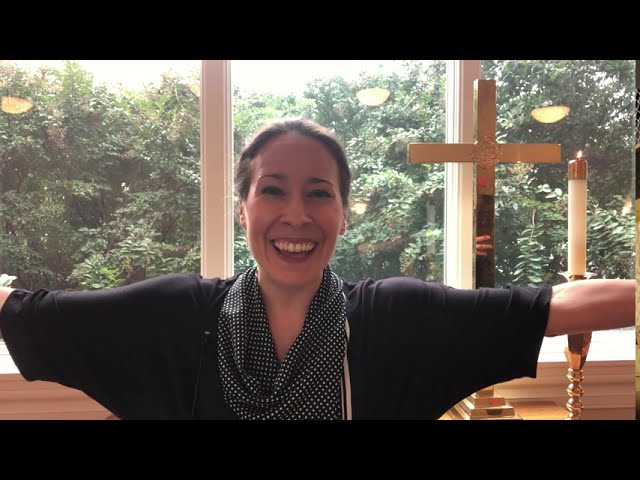 """A Manner Worthy"" - Katie Crowe preaches on Philippians 1:21-30, 9/20/20, Trinity Ave Presb, Durham."