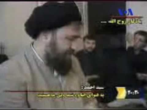 احمد خمینی و