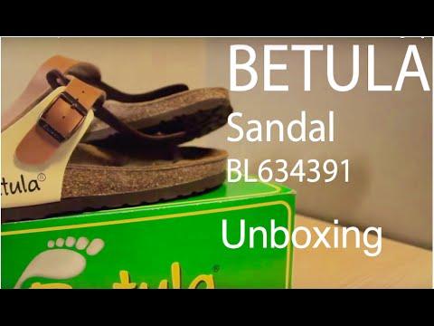 Betula Sandal Unboxing! , 베툴라 샌들, Betula(ベチュラ)