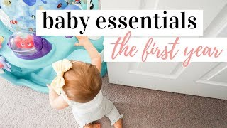 BABY ESSENTIALS (2019) | MUST HAVE BABY PRODUCTS IN ACTION 👶🏼💕✨
