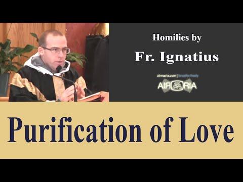 All Souls, Purification of Love - Nov 02 - Homily - Fr Ignatius