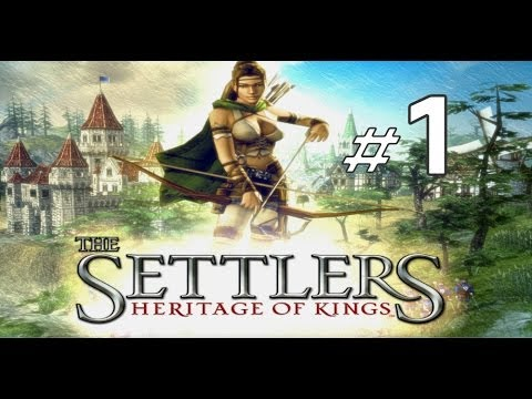 The Settlers: Heritage of Kings Complete [PC]   Multiplayer (Local Network)