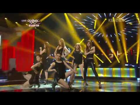 [HD 1080p] 120629 Opening Special - AFTER SCHOOL Music Bank Half Year Wrap-up