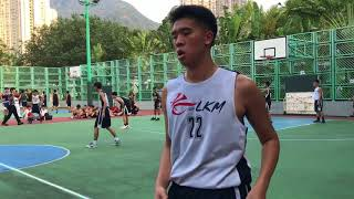 Publication Date: 2017-09-30 | Video Title: 「籃球」 林裘謀對啓新