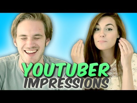 Thumbnail: YouTuber Impressions!