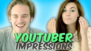 YouTuber Impressions!