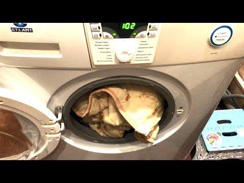 Как стирать верблюжье одеяло в стиральной машине