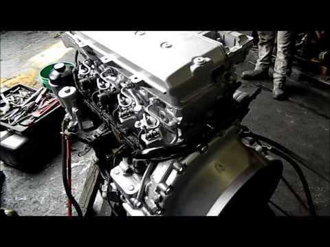 Motor Mercedes 904 - YouTube