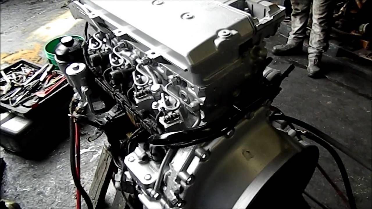 Motor Mercedes 904