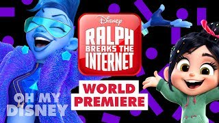 Celebrity Interviews at the World Premiere for Ralph Breaks the Internet | Oh My Disney