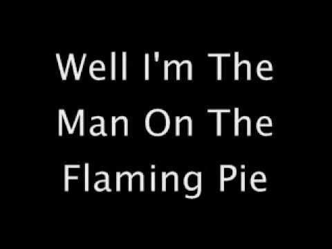 Flaming Pie Lyrics --- Paul McCartney