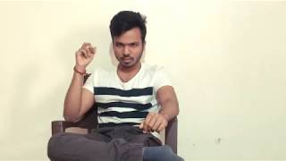 expressive audition act in gujarati by Divy Shah