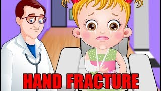 Baby Hazel Hand Fracture Game Episode | Plus More Doctor Games For Kids by Baby Hazel Games