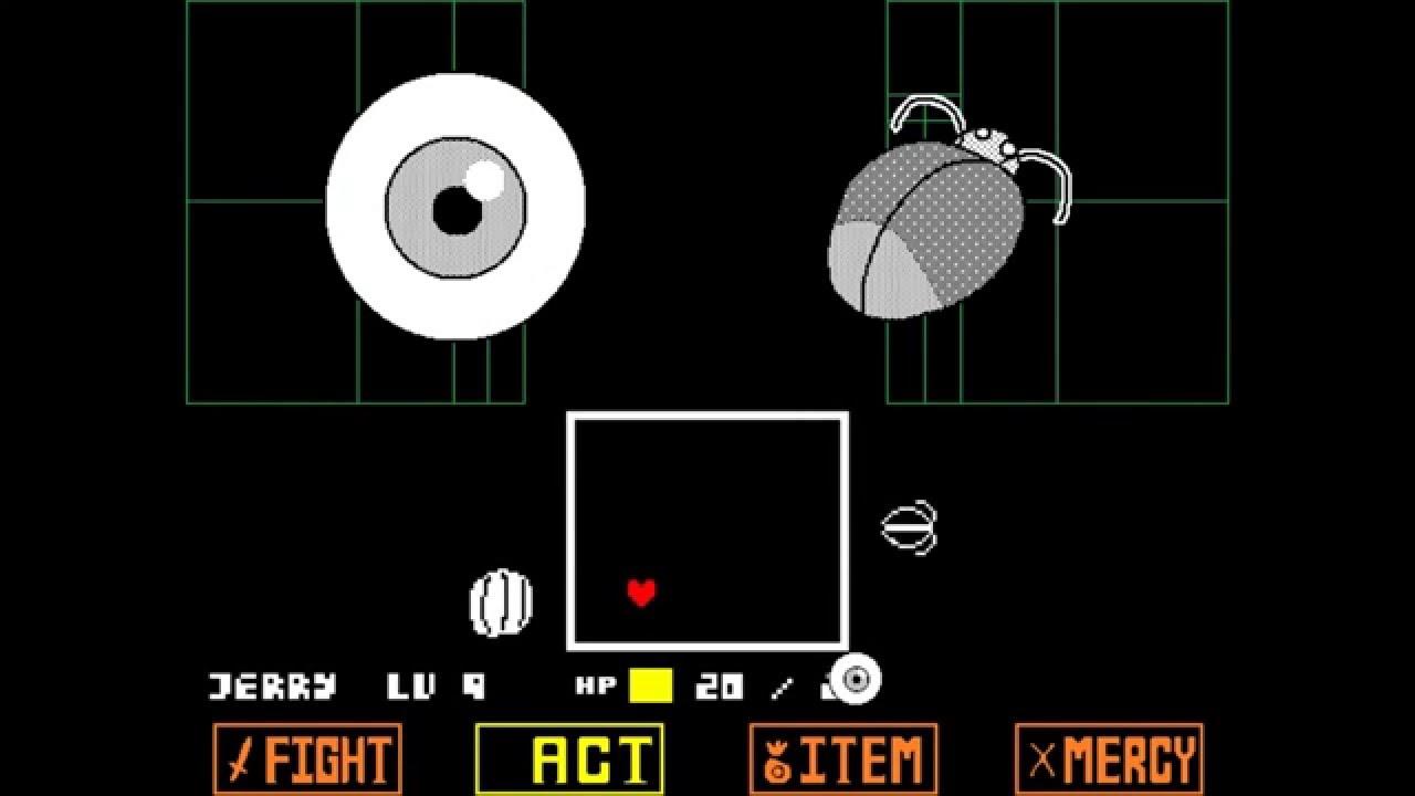 Unitale Custom Monsters: Roach Queens & Evil Eyes - YouTube