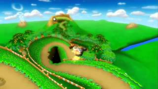 Mario Kart Wii - GCN DK Mountain - 2:01.090 - TrσγWD98 (Former World Record)