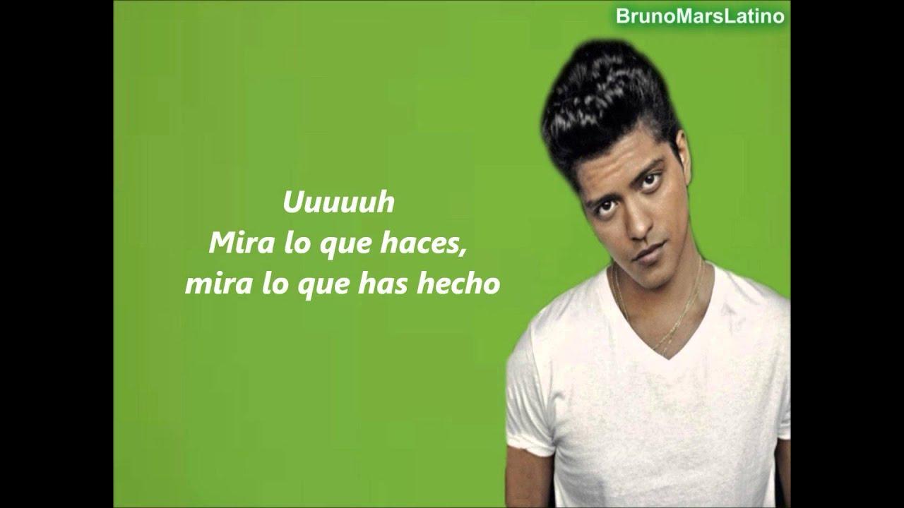 Gorilla Bruno Mars Traducida Al Español Youtube