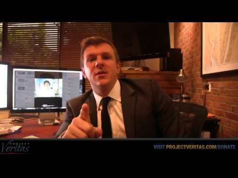James O'Keefe is Back On Twitter