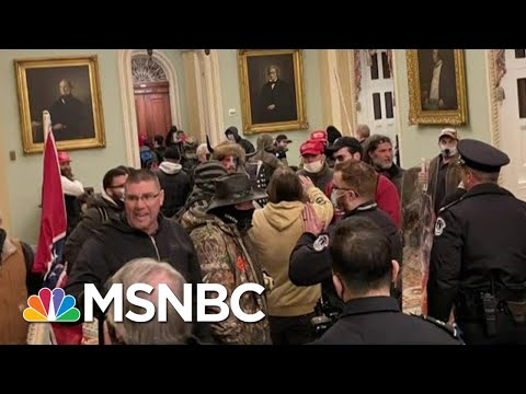 Stavridis: 'Of Course' This Was Insurrection Against The Government   Morning Joe   MSNBC