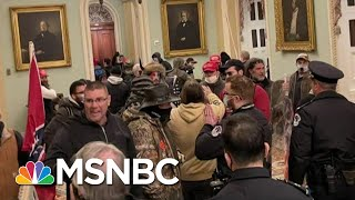 Stavridis: 'Of Course' This Was Insurrection Against The Government | Morning Joe | MSNBC