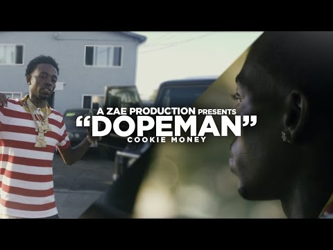 Cookie Money - Dopeman (Official Video) Shot By @AZaeProduction