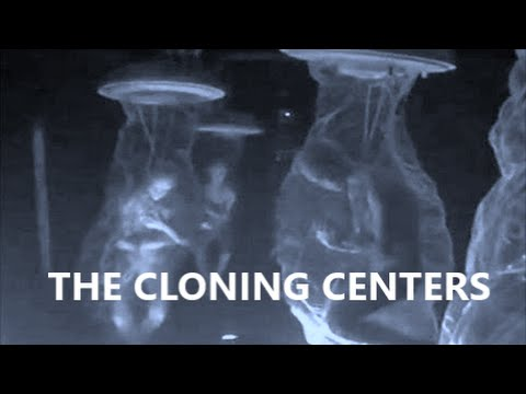 THE CLONING CENTERS: DEAD FAMOUS CELEBRITIES AND HELL ON EARTH