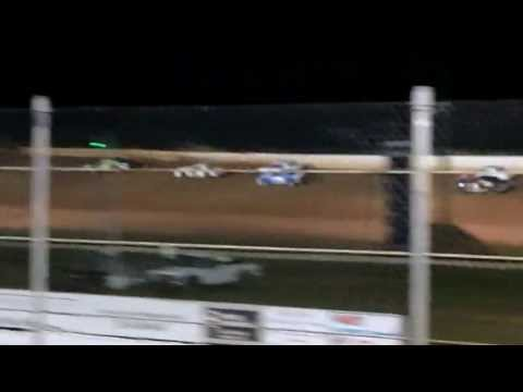 Bomber Feature Race at Deep South Speedway 4-20-2013