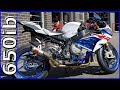 Custom Tuning 2018 BMW S1000RR For E85 Fuel!