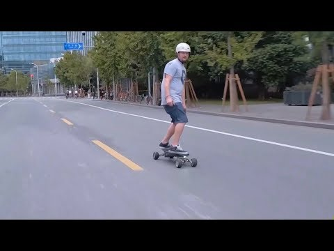 KKA S1 Is A Seriously Tricked Out Skateboard