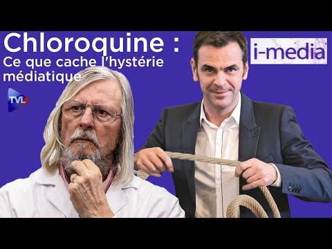 I-Média n°300 – Chloroquine : ce que cache l'hystérie médiatique