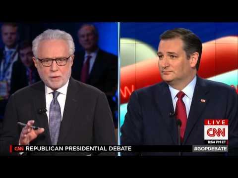 Full Republican Primary Debate 2016 Texas