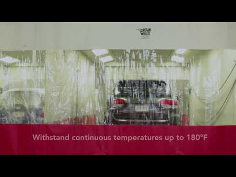 Goff's Body Shop Curtains