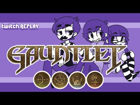 Gauntlet - FEAT Lukeuhcola - Twitch Replay