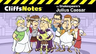 Shakespeare's JULIUS CAESAR | CliffsNotes Video Summary