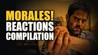 Worship Warrior The Walking Dead Season 8  | MORALES! Reactions Compilation